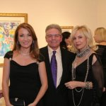 New Gallery Party Honoring Jane Seymour
