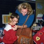 Carolyn Farb Day at T.H. Rogers School