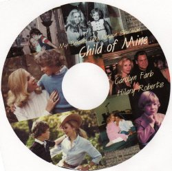 Child of Mine CD Label